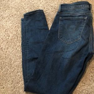 Lucky brand brooke skinny jeans 4